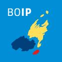 logo de Office Benelux de la Propriété Intellectuelle (BOIP)